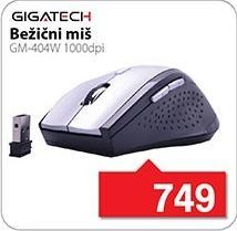 Bežični miš Gm-404w