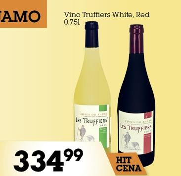 Crveno vino Truffiers