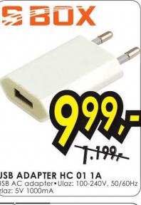 USB adapter HC 01 1A