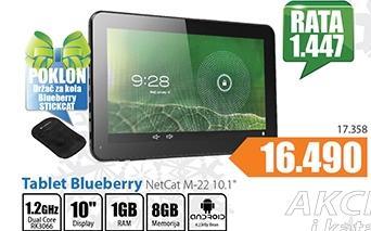 Tablet Netcat M-22 10,1''