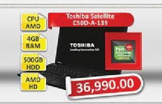 Laptop računar C50-A139