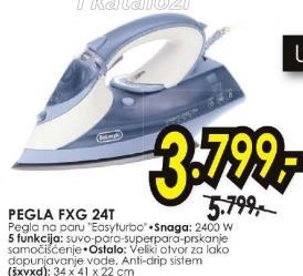 Pegla FXG 24T