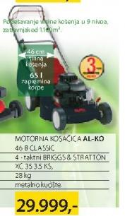Motorna kosačica 46 B CL Classic
