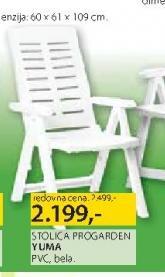 Baštenska stolica Progarden Yuma