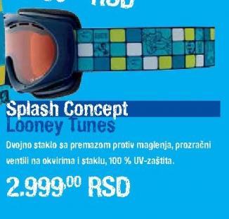 Naočare za skijanje Splash Concept