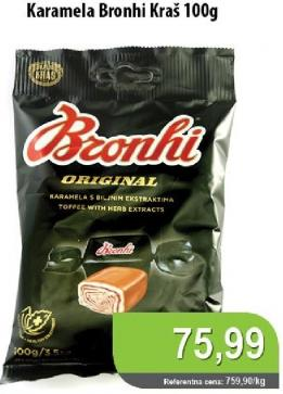 Bombone karamela