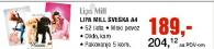 Sveska Lipa Mill A4