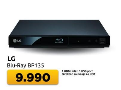 Blu-ray plejer Bp135