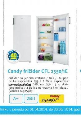 Frižider CFL23501E