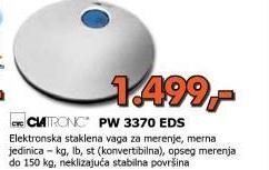Telesna Vaga PW3370 EDS