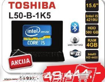 Laptop L50-B-1K5