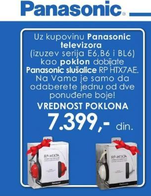 Panasonic Televizor
