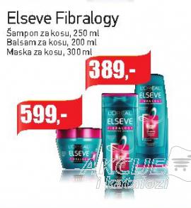Balsam za kosu Elseve Fibralogy