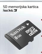 Micro Sd Kartica 8Gb - Verbatim
