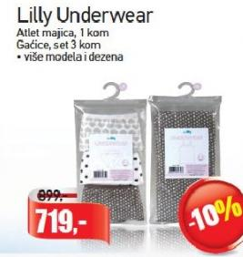 Lilly Underwear