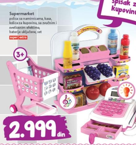 Igračka supermarket