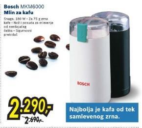Mlin za kafu MKM6000