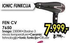Fen za kosu Cv 7650