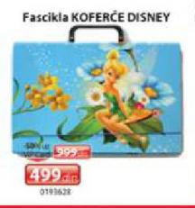 Fascikla koferče Disney