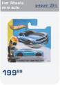 Mini auto Hot Weels