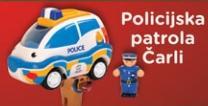 Igračka Policijska patrola Čarli Wow