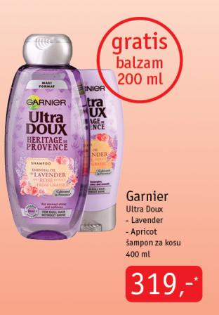 Šampon za kosu Ultra Doux