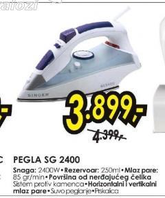 Pegla SG 2400
