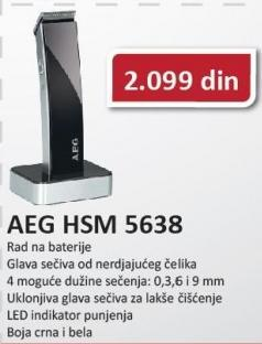 Trimer za kosu HSM/R5638