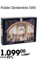 Puzzle Clementoni 1000