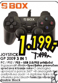 Joystick GP 2009 USB