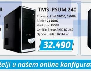 Desktop računar IPSUM 240