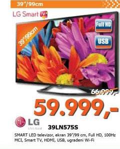 LED Televizor  39LN575S
