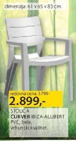 Baštenska stolica Ibiza-Allibert