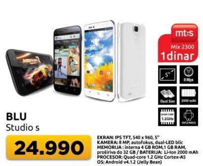 Mobilni telefon Studio s