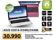Laptop X501A-XX405