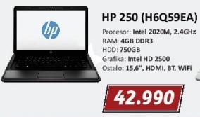 Laptop 250 H6q59ea