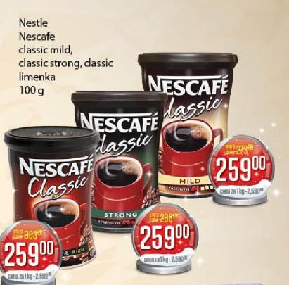 Kafa instant classic