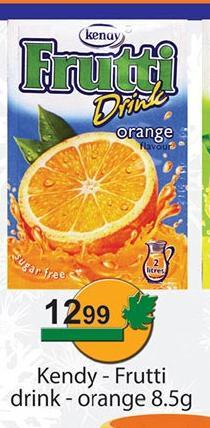 Instant napitak narandža Frutti