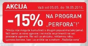 Program Perfora