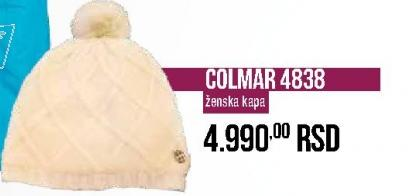 Ženska kapa Colmar 4838