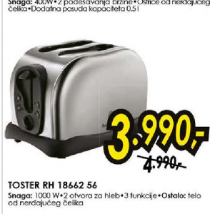 Toster 18662-56 Futura