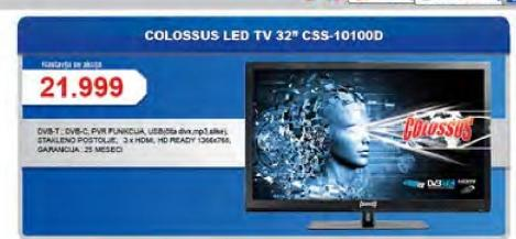 "Televizor LED 32"""