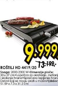 Roštilj HD4419/20