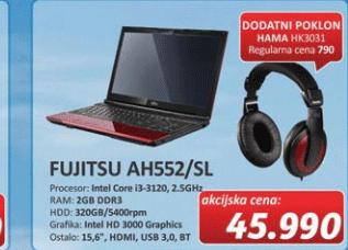 Laptop AH552/SL
