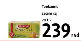 Čaj zeleni