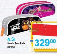N. Sit Pouch Tazz-Lola pernica
