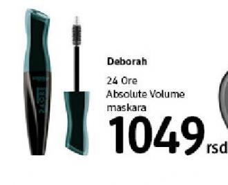 Maskara 24 Ore Absolute Volume