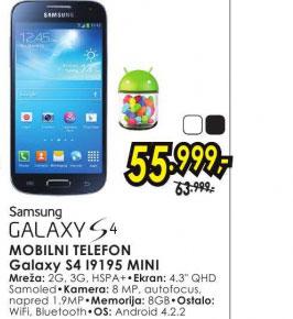 Mobilni telefon Galaxy S4 I9195