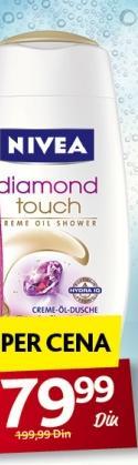 Gel za tuširanje Diamond touch