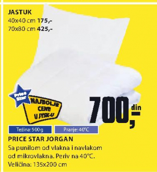 Jorgan Price star
